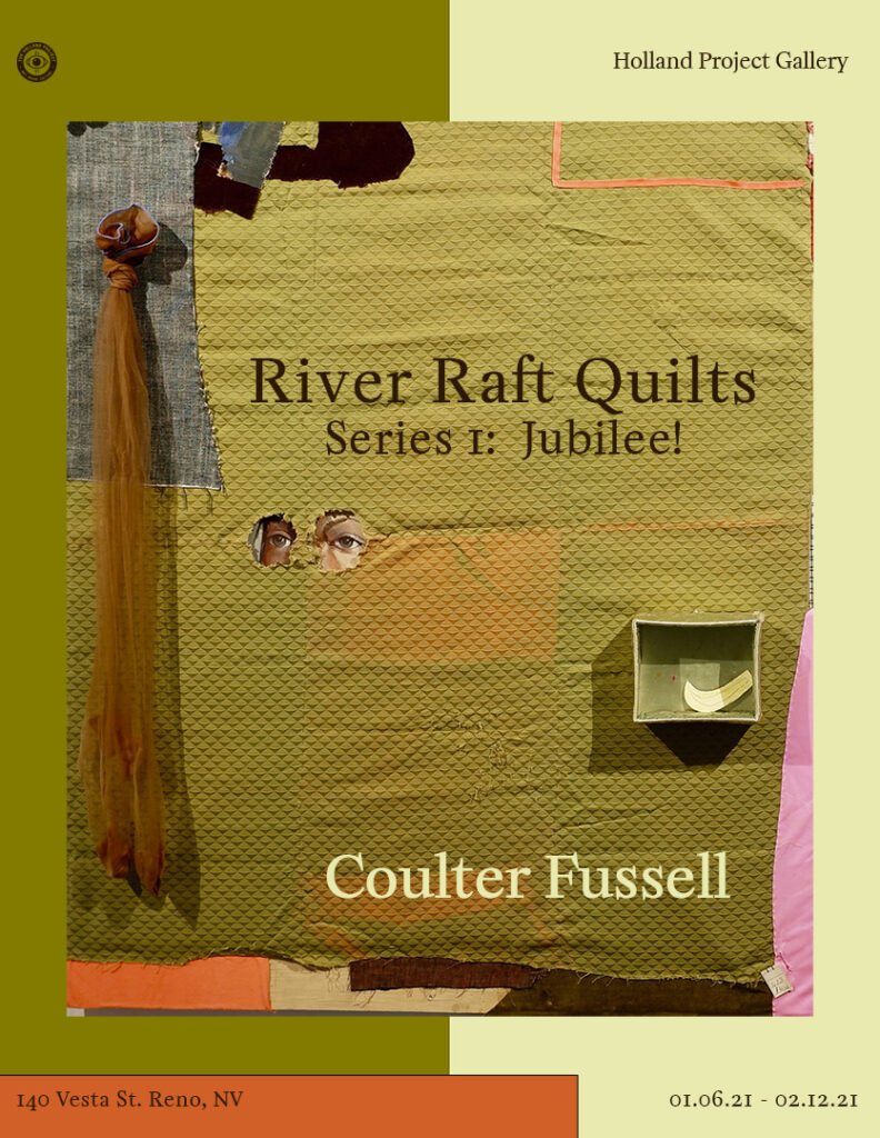"""Feel Just Like Home"" and ""River Raft Quilt Series 1: Jubilee!"" Closing"