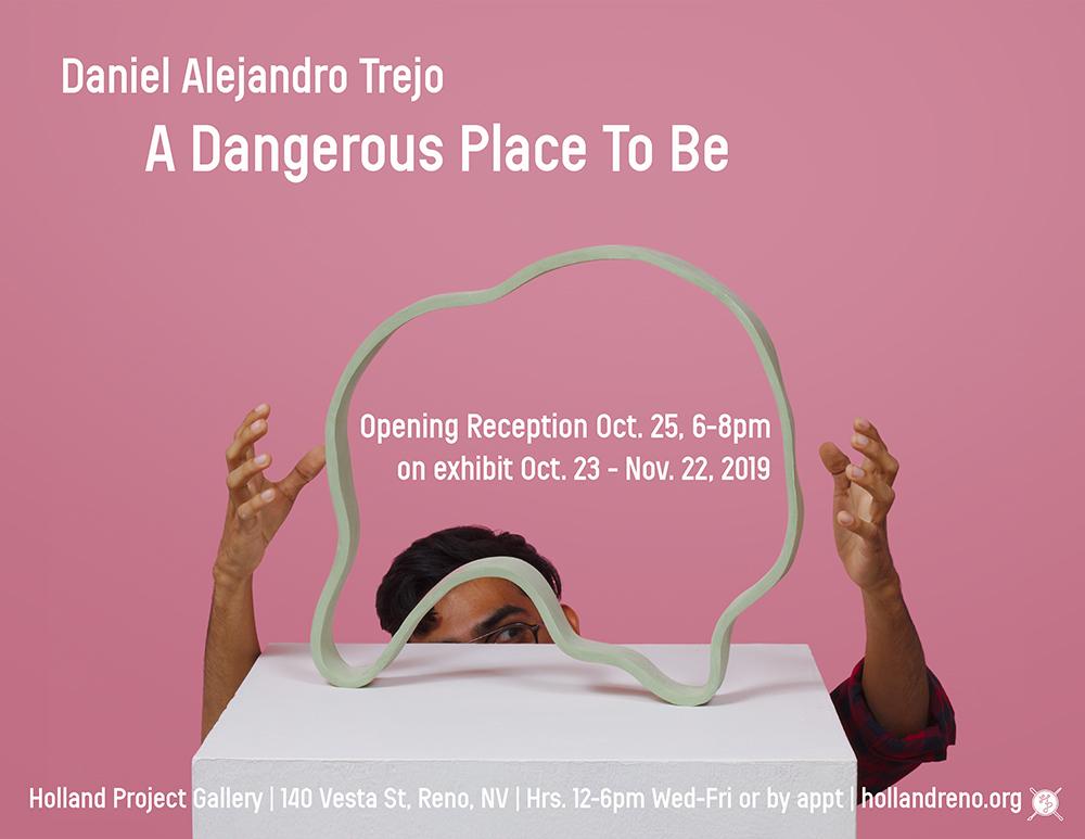 Daniel Alejandro Trejo Opening Reception