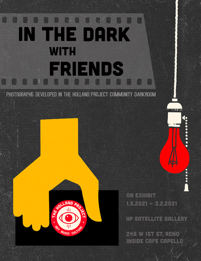 """In the Dark With Friends"" Closing"