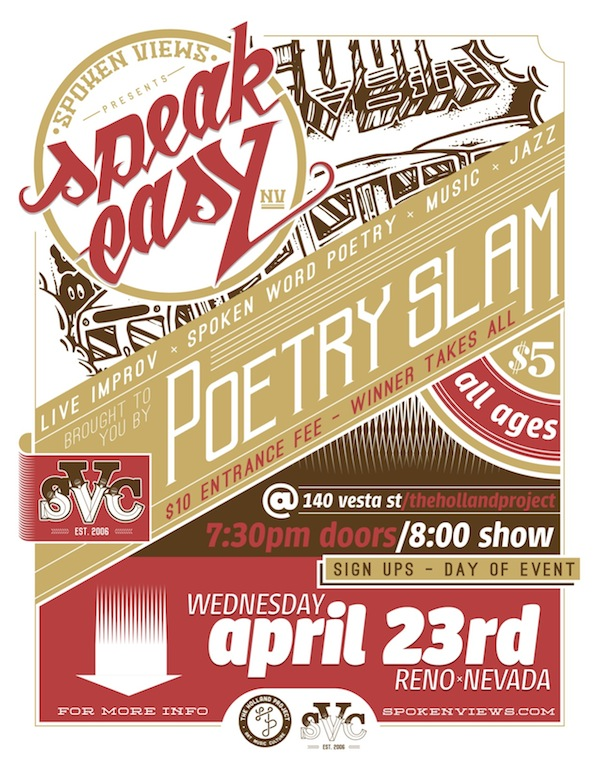 SVC Poetry Slam