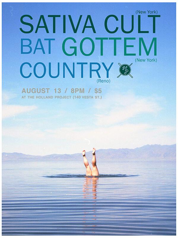 Sativa Cult, Gottem, Bat Country