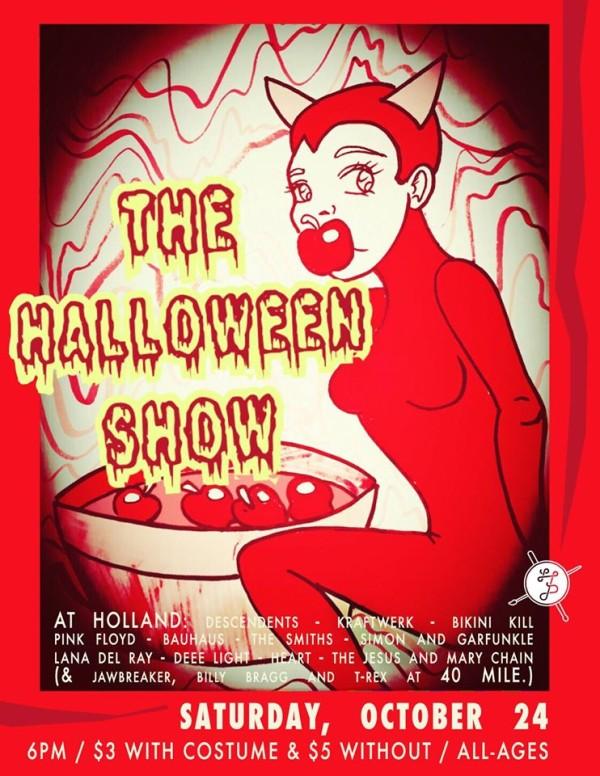 Halloween Show!