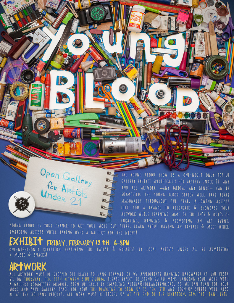 Young Blood Showcase