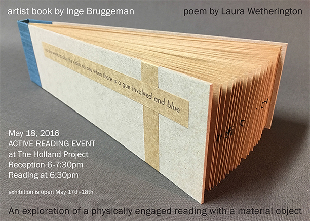 Inge Bruggeman + Laura Wetherington Reception