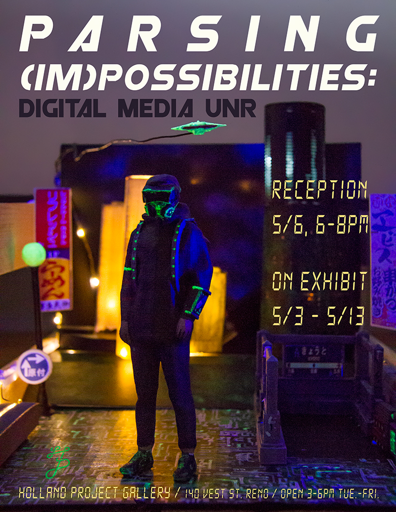 Parsing (Im)Possibilities – Opening Reception