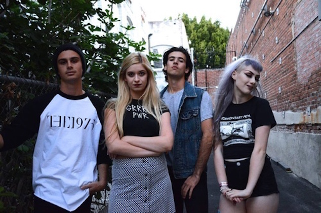 Melissa Brooks & The Aquadolls, Low Morale, Snack