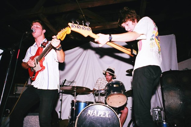 The Frights, The Soaks, Night Rooms