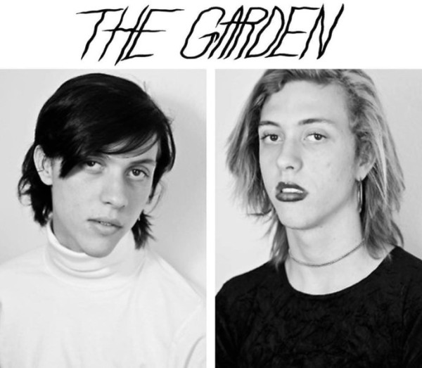 The Garden, So Pitted, Heyrocco, Arizona Young