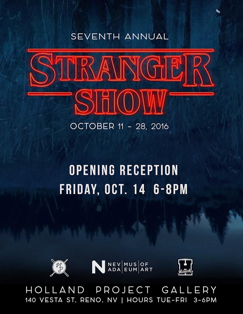 7th Annual Stranger Show