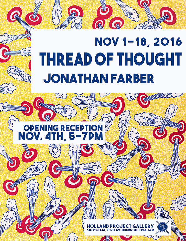 Thread of Though Opening Reception