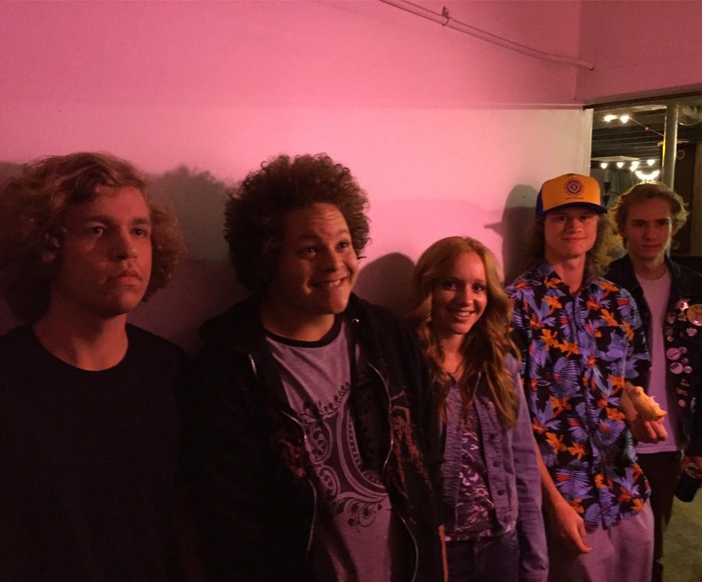 Off Beat: Arizona Young Album Release w/ Tounguestide, Moons of Vega