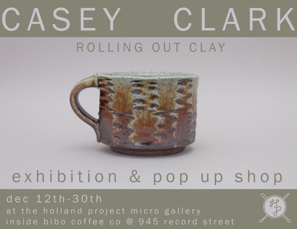 Casey Clark Pop Up Shop and Exhibition