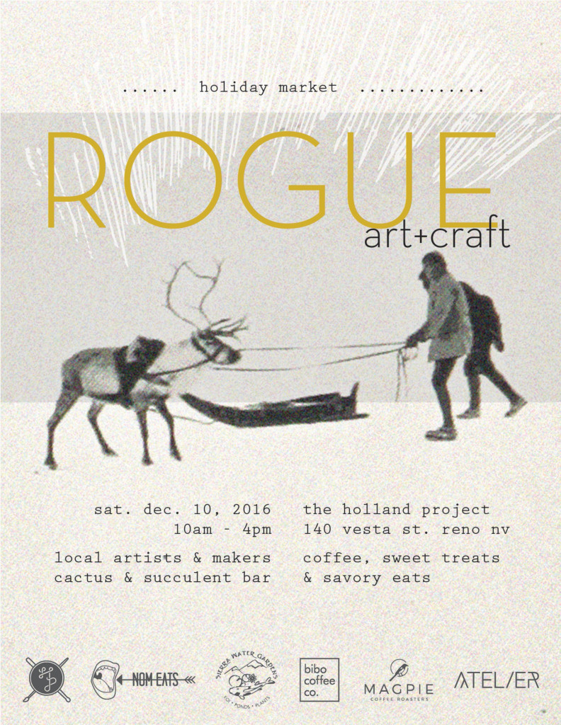 Rogue Art + Craft
