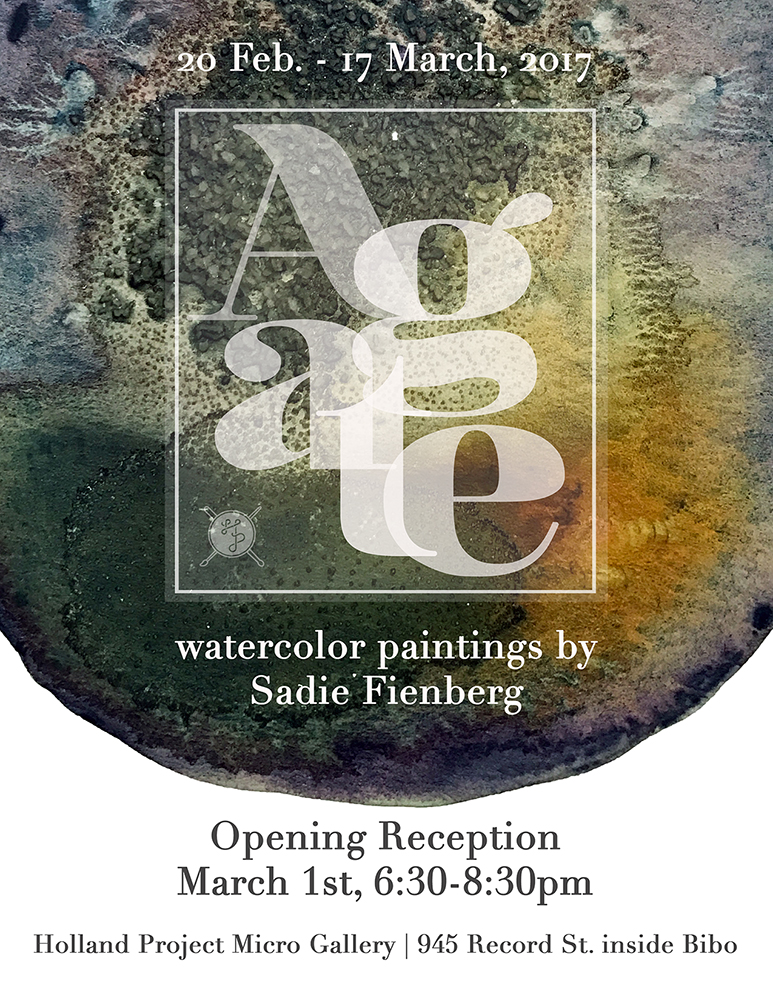 Agate Opening Reception