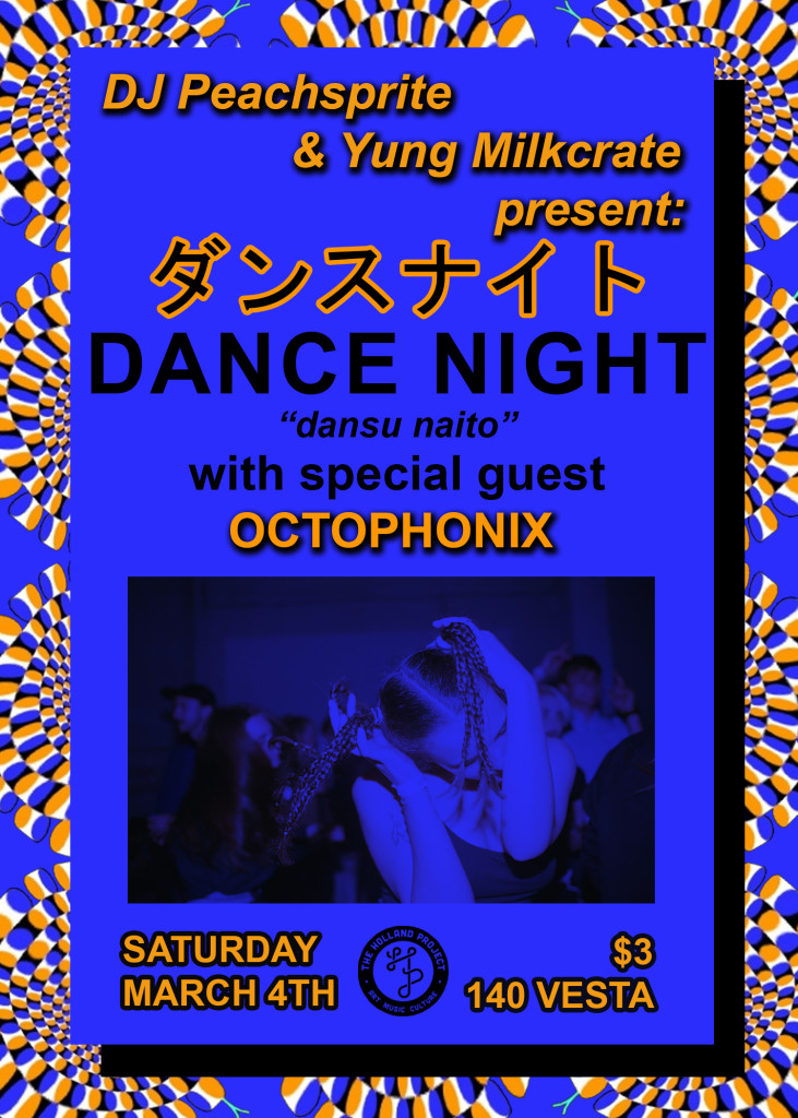 DANCE NIGHT w/ Octophonix