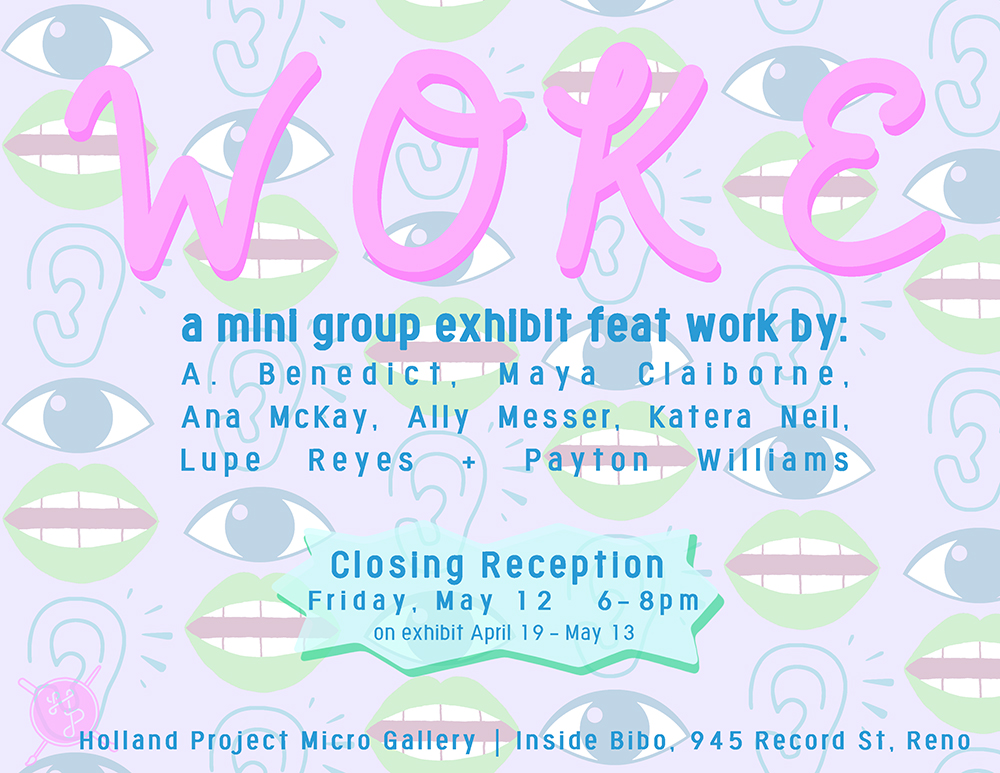 Woke Closing Reception