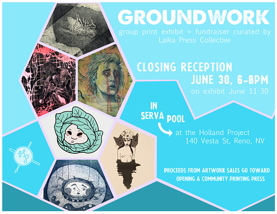 Groundwork Closing Reception