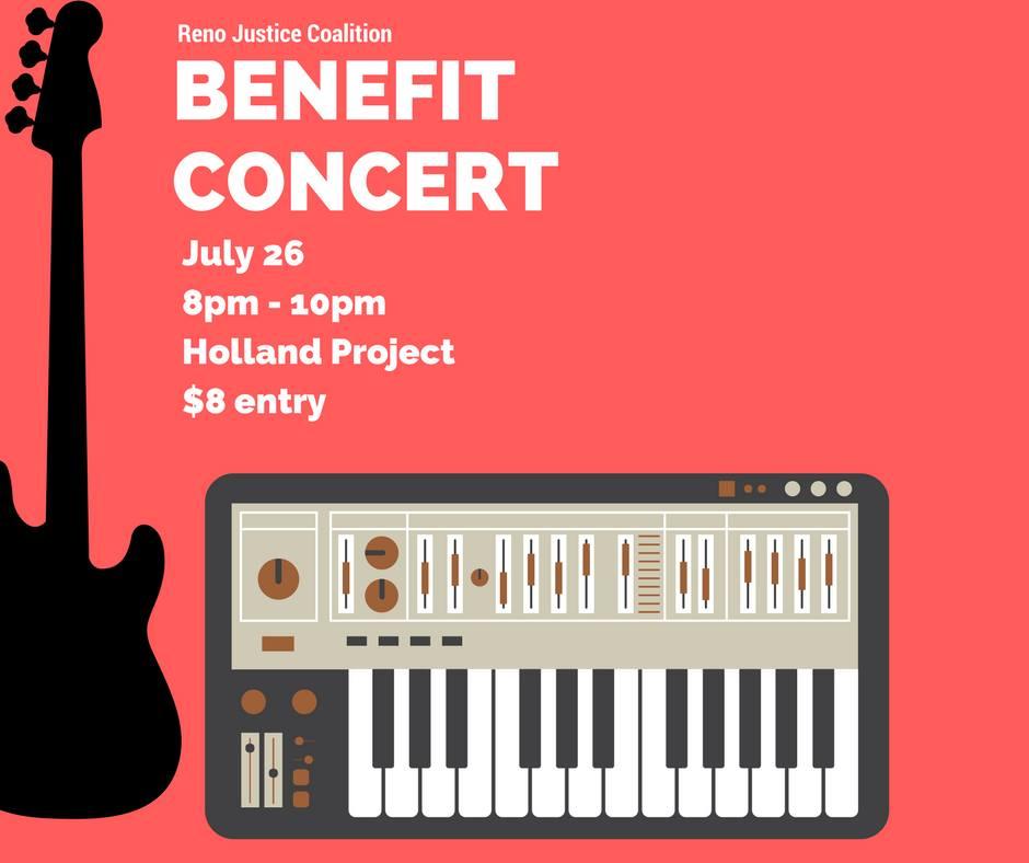 RJC Benefit Concert