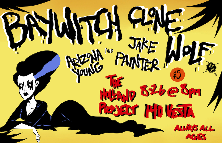 Baywitch, Clone Wolf, Arizona Young, Jake Painter
