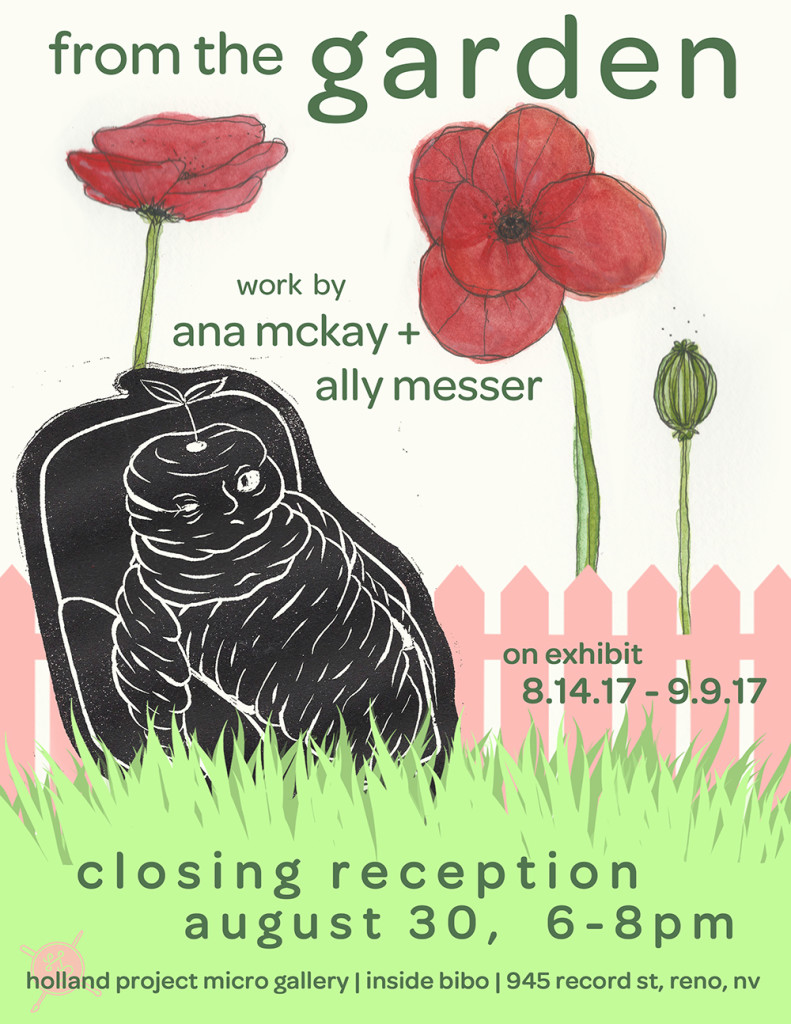 From the Garden – Closing Reception