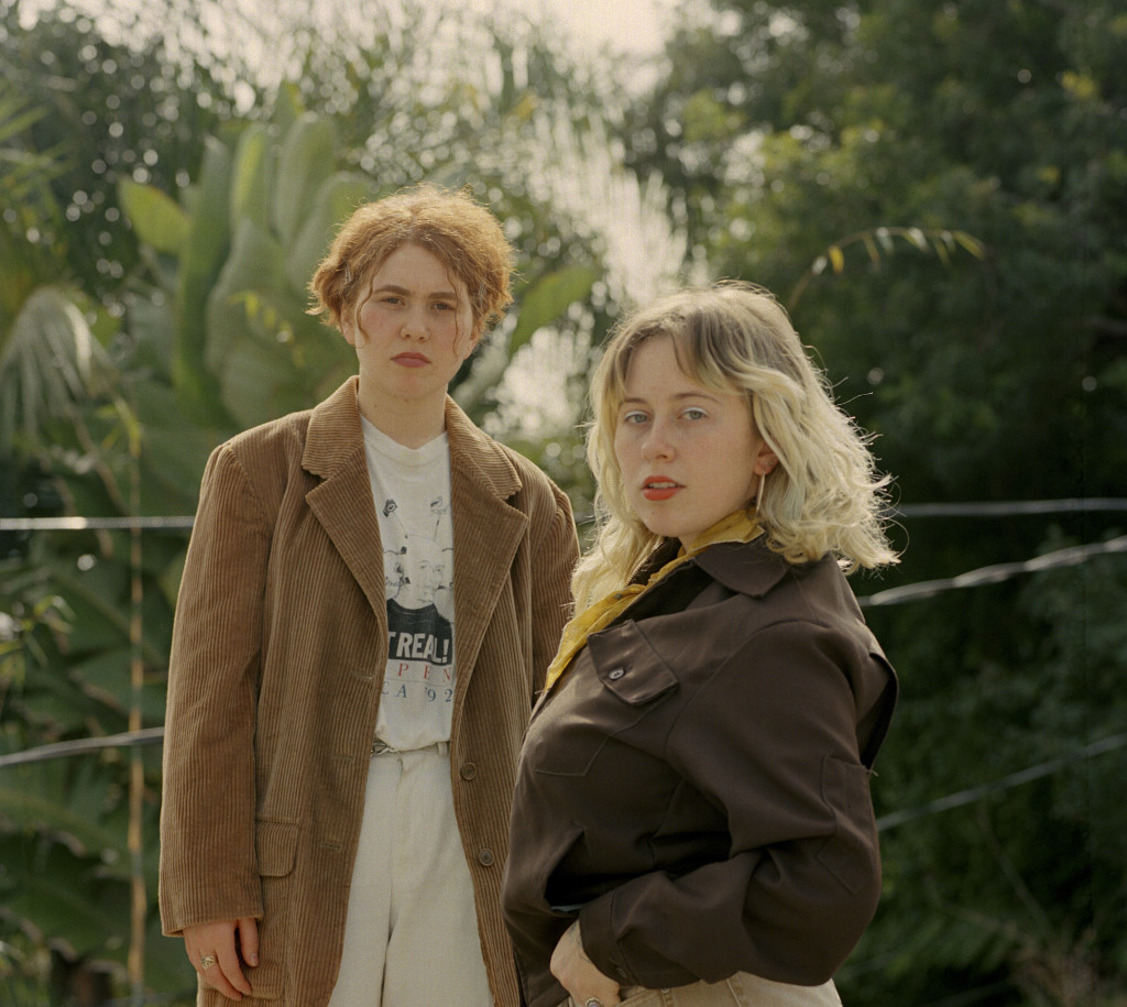 Girlpool w/ Palm