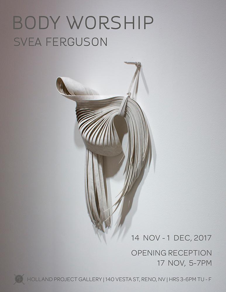 Body Worship w/ Svea Ferguson - The Holland Project