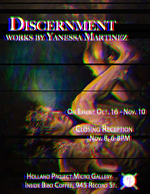 Discernment Closing Reception