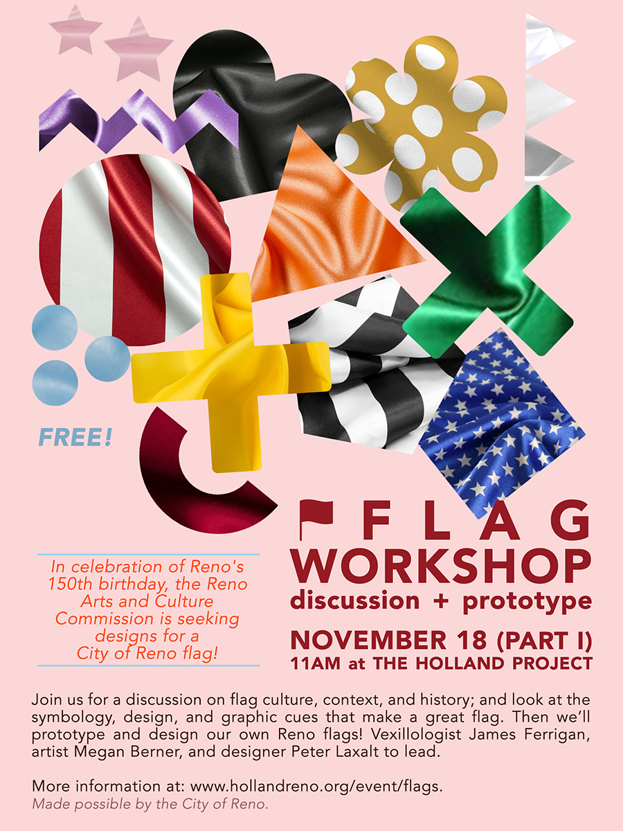 Flag Workshop, Part 1
