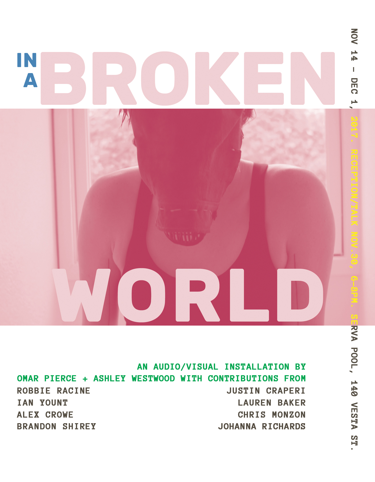 In a Broken World Closing Reception