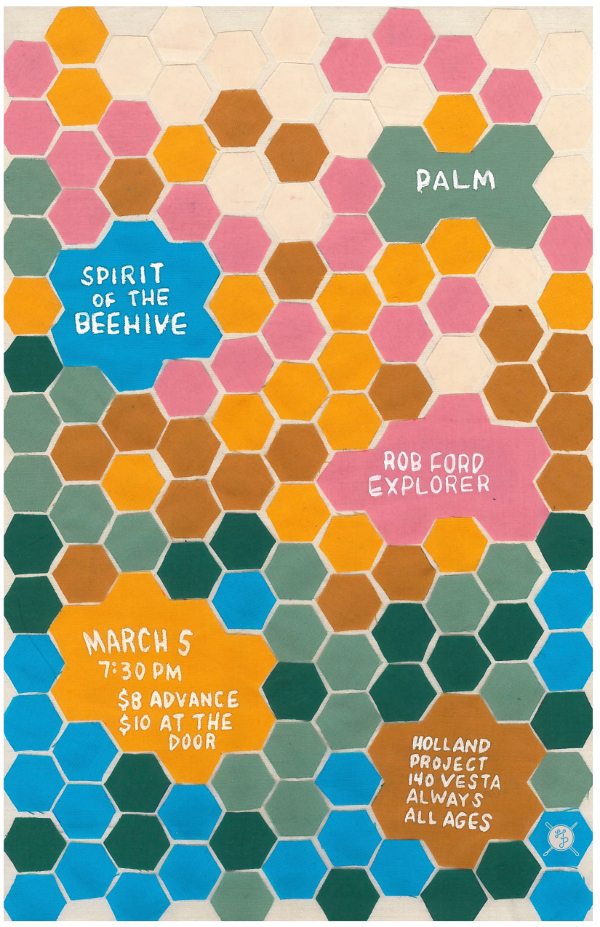 Palm, Spirit of the Beehive, Rob Ford Explorer