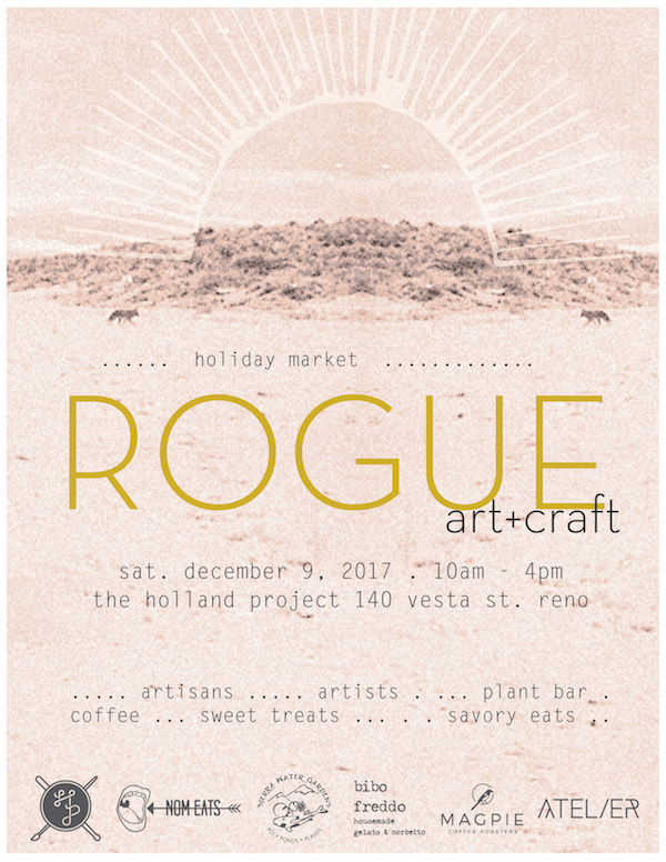 Rogue Art + Craft Fair