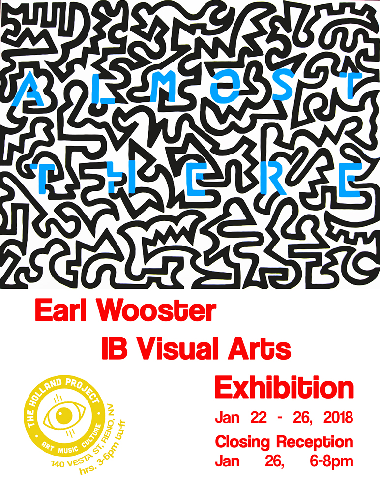 Earl Wooster IB Visual Art Reception