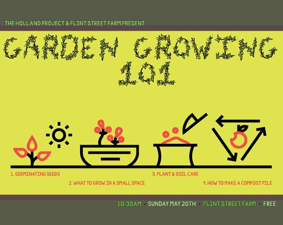 Gardening 101 Workshop