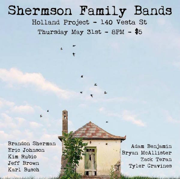 Shermson Family Bands