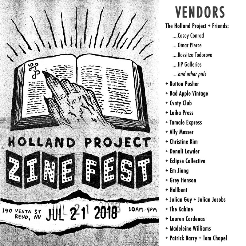 Holland Zine Fest