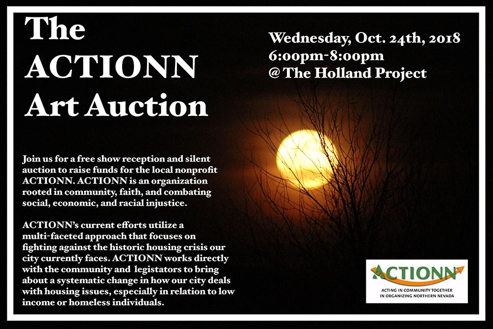 ACTIONN Art Auction
