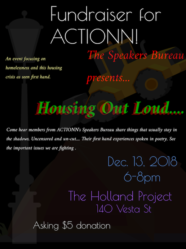 ACTIONN Housing Views