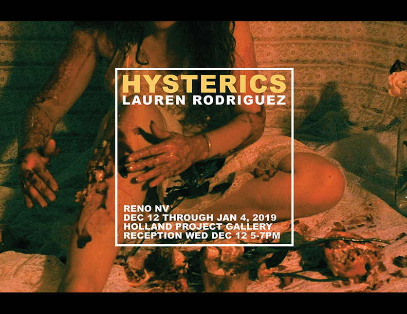 Hysterics Opening Reception