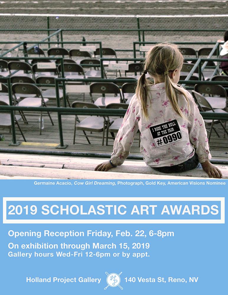 2019 Scholastic Art Exhibit Opening Reception