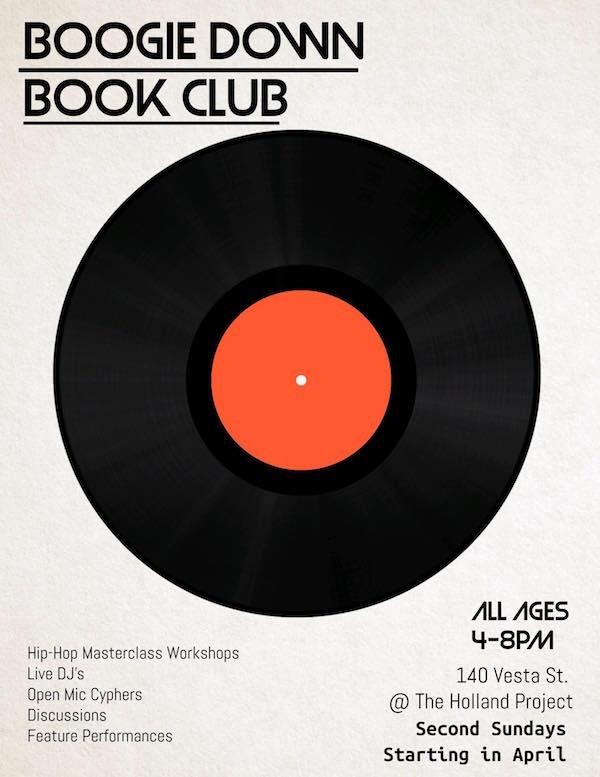 Boogie Down Book Club
