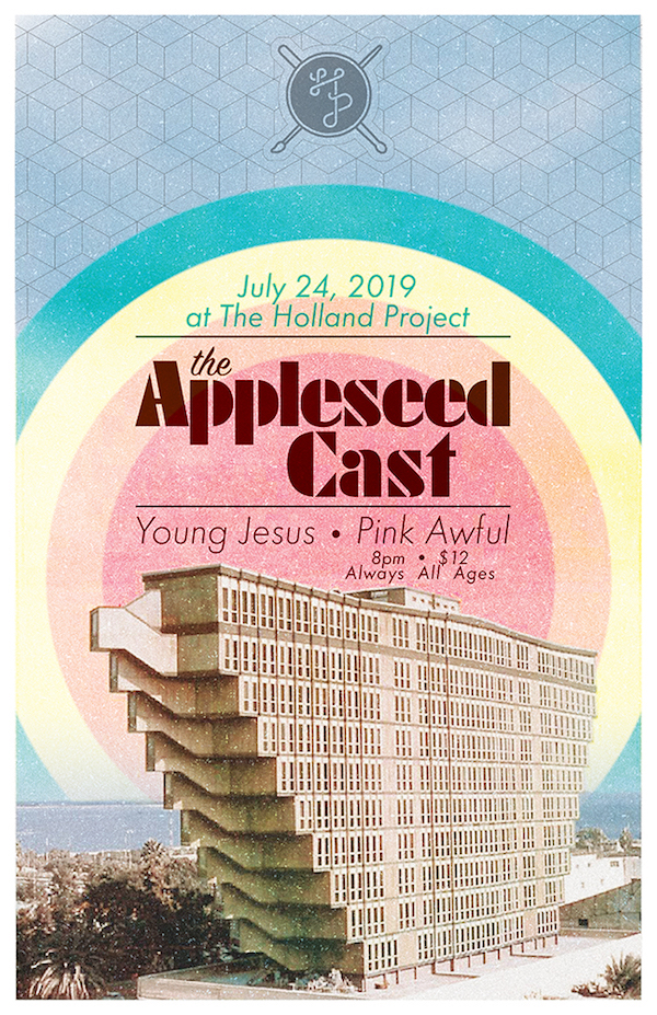 The Appleseed Cast, Young Jesus, Pink Awful