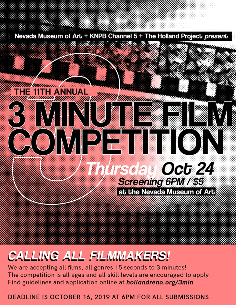 11th Annual 3 Minute Film Competition