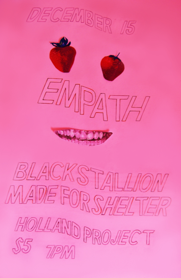 Empath, Blackstallion, Made for Shelter