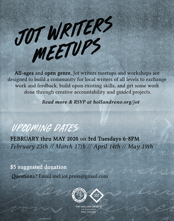 Writers Meetup