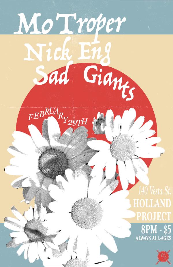 Mo Troper, Nick Eng, Sad Giants