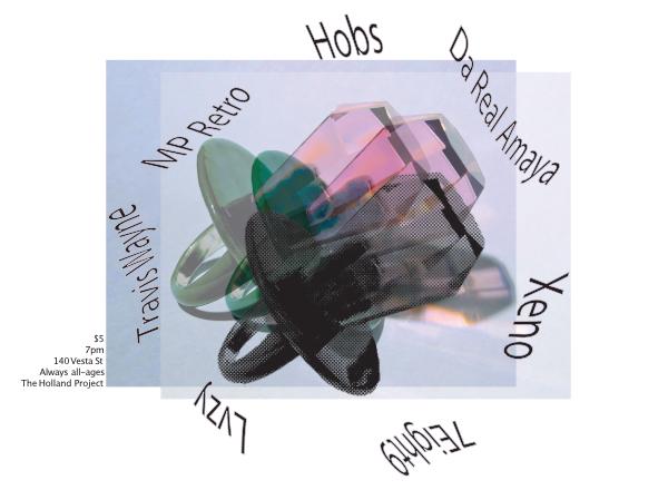 Hobs, Da Real Amaya, Xeno, 7Eight9, MP Retro, Lvzy