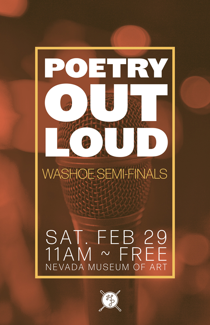 Poetry Out Loud 2020 Washoe County Semi-Finals