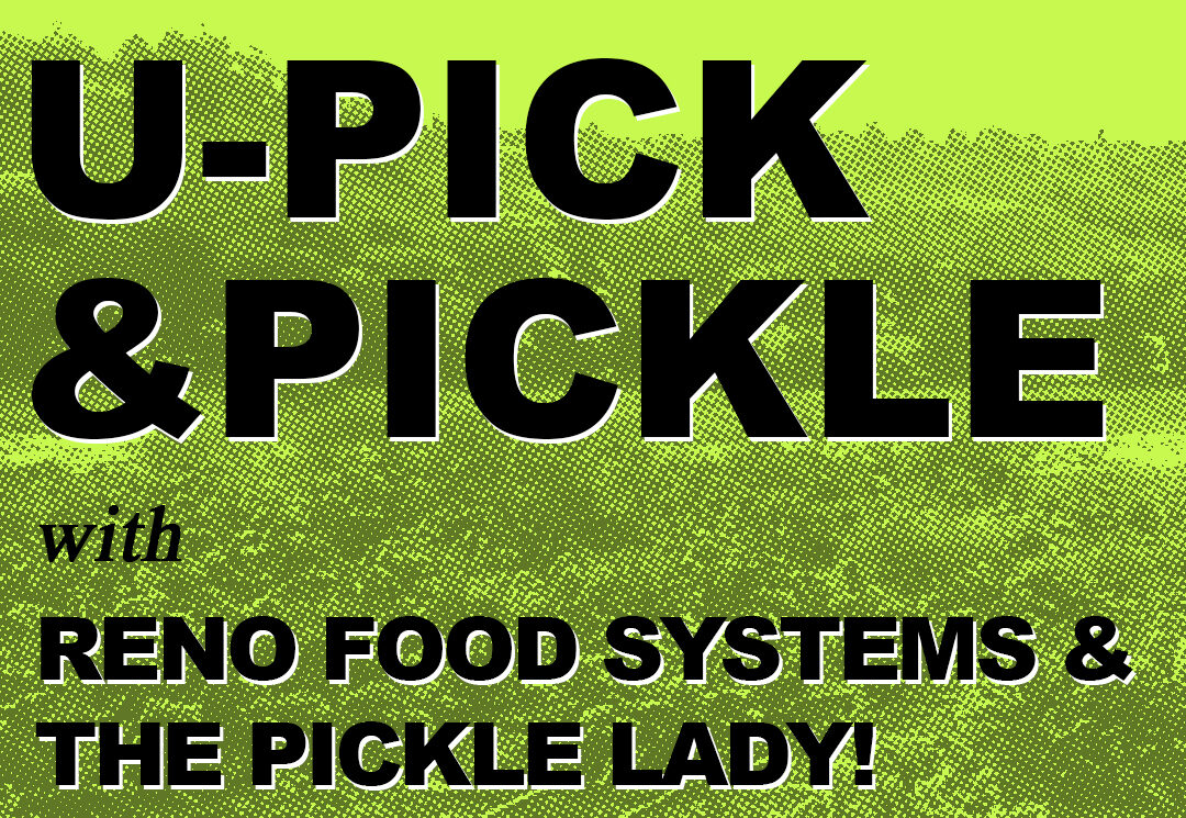 U-Pick and Pickle