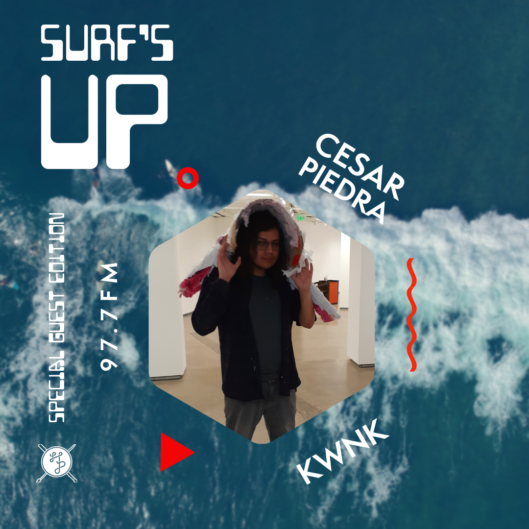 Surfs Up! with Cesar Piedra