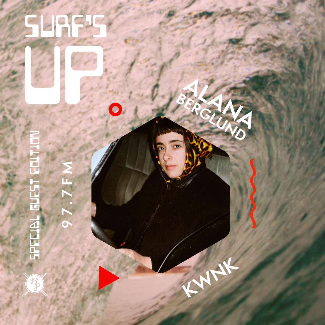 Surfs Up! with Alana Berglund
